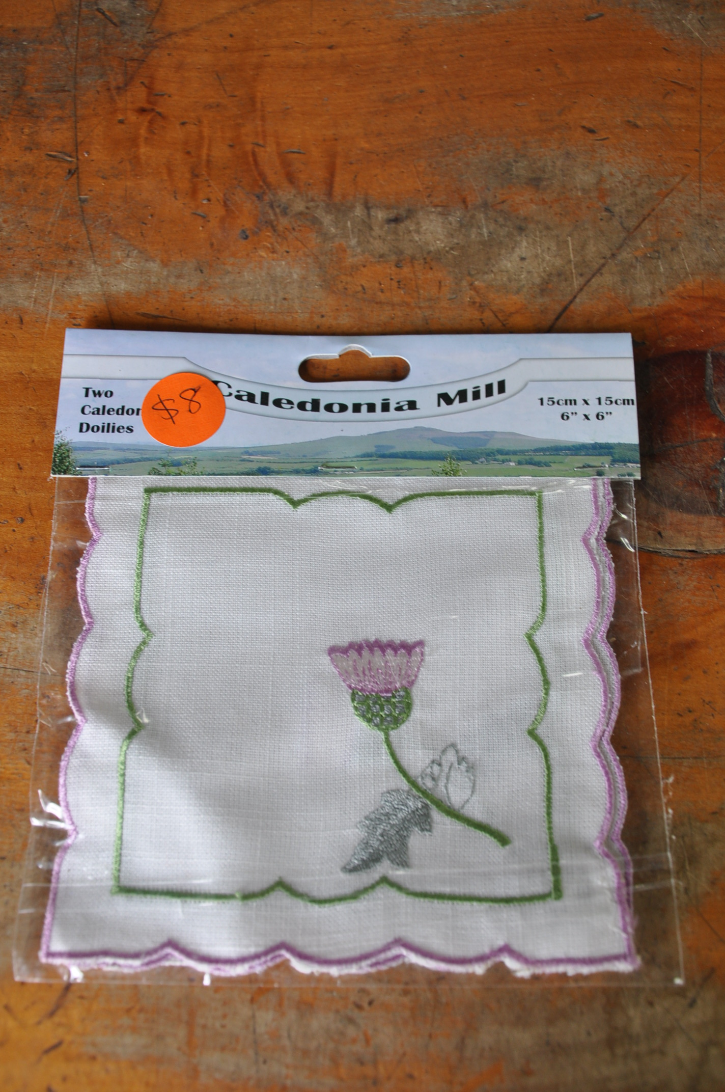 CM Doilies Small