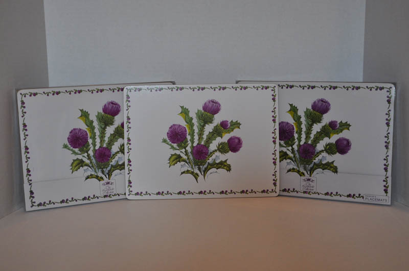 Pack of 4 Placemats