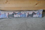 West Highland Terrier Draught Excluder