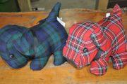 West Highland Terrier Doorstop