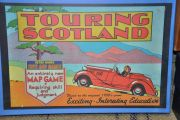 Board Game - Touring Scotland